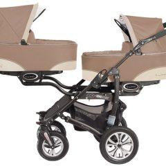 p_105052ec999f5e6_carucioare copii si bebelusi gemeni nou nascuti landou scoica 3 in 1  baby active twinni cappuccino