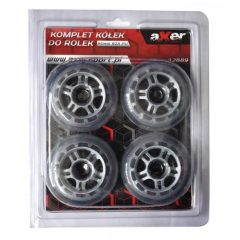 Set 4 roti role Inline 80mm Axer