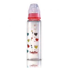 Biberon copii din sticla de la 0 luni cu gat standard Baby Ono 1340 240 ml
