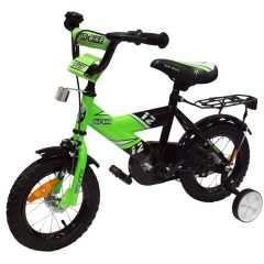 Bicicleta copii MyKids Fun Bike 888 Green 12