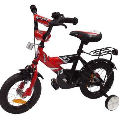 Bicicleta copii MyKids Fun Bike 888 Red 12